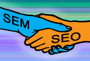 SEM and SEO Working Together